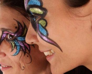 Curso Maquillaje De Fantasia