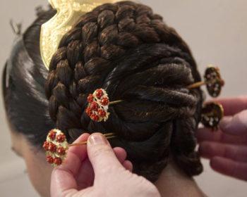 Curso Peinados De Fallera