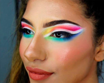 Maquillaje Color Block