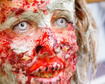 Maquillaje Efectos Halloween